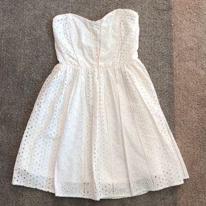 Beautiful white Urban Outfitters dress